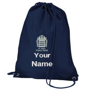PE Bag with Logo and Name
